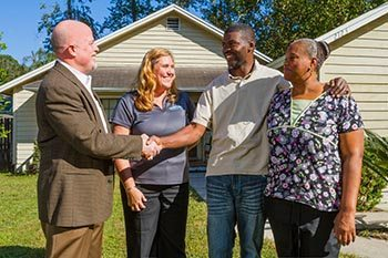 Legal aid saved Keith and Vickki Jordan's home from foreclosure