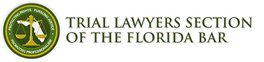 The Florida Bar Trial Lawyers Section logo