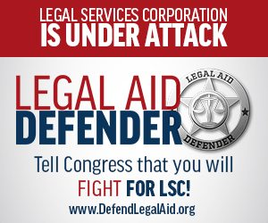 Legal Aid Defender Graphic